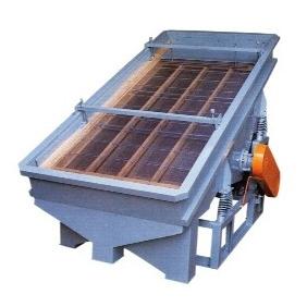 振動式穀物篩選機